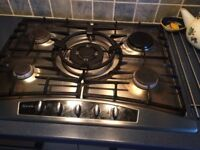 A NEFF five Burner Gas Hub. Excellant working condition