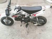 70 cc pit bike