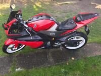 • Yamaha YZF-R125 (MINT) & Loads EXTRAS!!