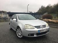 2005 Volkswagen Golf 2.0 TDI Remapped (170BHP) 2 Keys Blue Interior + Not Audi A3 A4 Seat