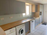 Stylish Grey Kitchen For Sale: units, worktops, sink, taps, appliances etc
