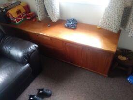Free wooden sideboard