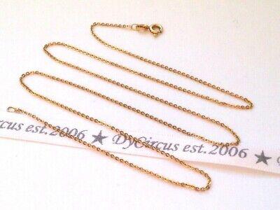 "18ct Gold 20.5"" Chain"