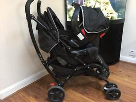Stroller/ Pushchair / Car Seat / Travel System / MotherCare.