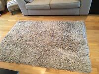 Next champagne coloured rug