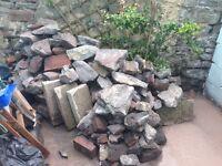 Free Bristol stone