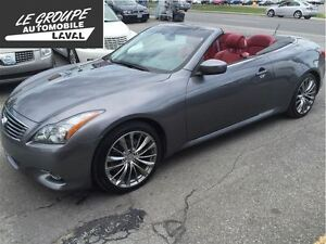 2013 Infiniti G37 Premier Edition w/Red Interior