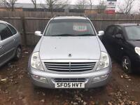 SsangYong Rexton 2005 model diesel in great condition PX welcome