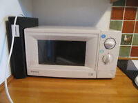 """Matsue Microwave Approximately 19"""" x 13"""" - Ideal for student"""