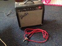 Fender Bullet Reverb guitar Amp 38W
