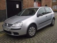 VW VOLKSWAGEN GOLF 1.9 TDI SE NEW SHAPE 57 REG DIESEL ••••••• 5 DOOR HATCHBACK
