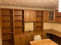 Free if collected. Office furniture