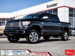 2015 Toyota Tundra Platinum 5.7L V8 WITH ONLY 35541 KMS!!