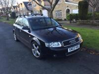 2003 AUDI A4 1.9 TDI 6 Speeds Sports 130 bhp one owner