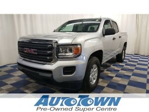 2016 GMC Canyon SL/ACCIDENT FREE/REAR CAM