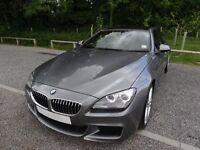 Rare Delight - BMW 640d M Sport Gran Coupe ( Sept. 2014)