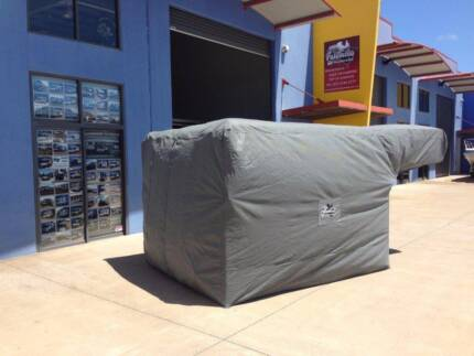 SLIDE ON CAMPER COVER UNIVERSAL FIT BY PALOMINO CAMPERS Pialba Fraser Coast Preview