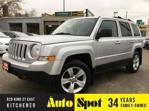2011 Jeep Patriot North Edition/MOONROOF/AWD