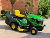 """John Deere X167R Ride on mower - 42"""" deck - lawnmower / Toro / Kubota / Stiga"""
