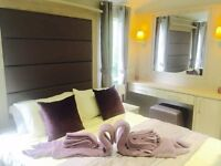 ***** STATIC HOLIDAY HOME FOR SALE *****