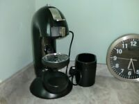 Nestle coffee maker - Make your own latte, cappuccino, just use the pods & off you go