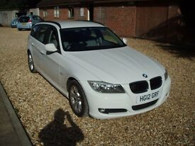 BMW 318 Diesel Estate, Manual
