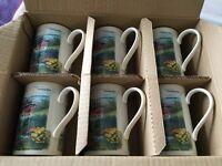 Dunoon ceramics Band new mugs (6)