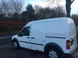 FORD TRANSIT CONNECT LWB HIGH ROOF 1.8 LOW MILEAGE 54 PLATE LONG MOT