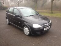 Vauxhall Corsa DESIGN 16 V Auto, Petrol, Automatic, 09 Months Mot, 3 months parts and labor warranty