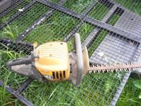 mc cullough petrol hedge trimmer