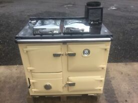 Rayburn Nouvelle Multi Fuel heating cooker