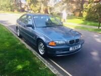 BMW 3 SERIES 318 SE AUTOMATIC HPI CLEAR