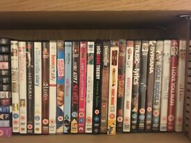 Various DVDs - £1 each, 6 for £5