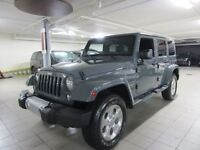 2015 Jeep WRANGLER UNLIMITED SAHARA 4X4 *AUTOMATIQUE/NAV*