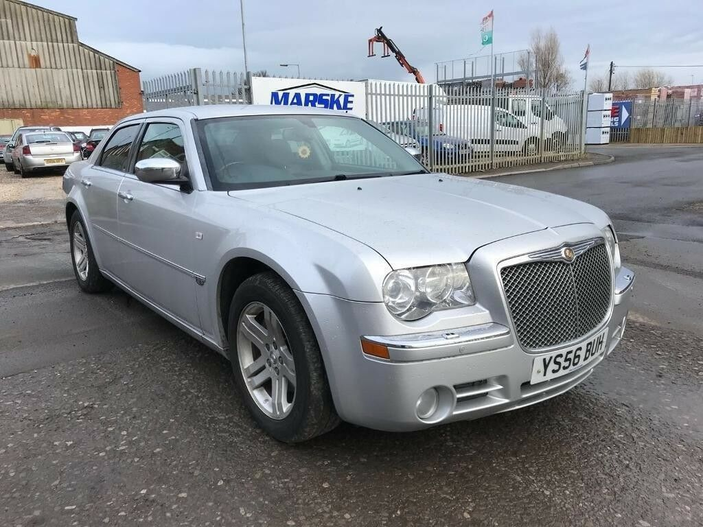 2007 56 chrysler 300c automatic 102 000 miles in marske by the sea north yorkshire. Black Bedroom Furniture Sets. Home Design Ideas