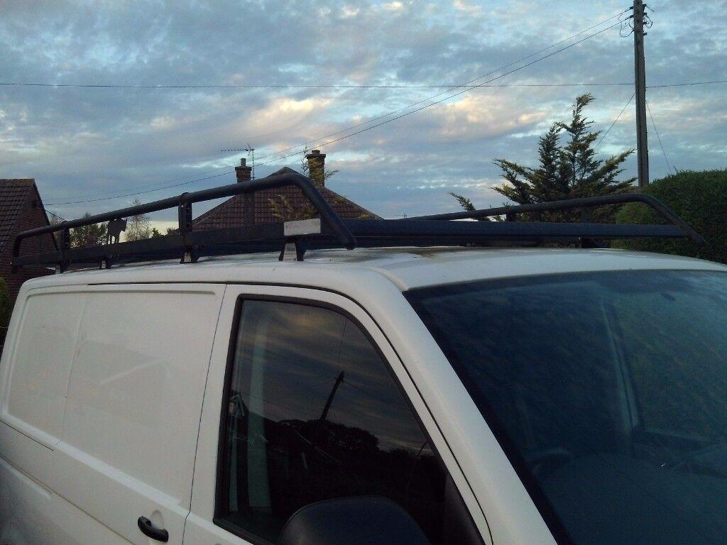 vw transporter roofrack