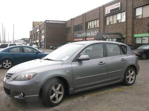 2006 Mazda MAZDA3 SPORT AUTOMATIC!!! LOADED!!! ALLOYS!!!