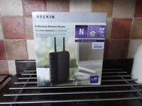 belkin modem router