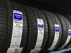 235/50r18 BFGOODRICH ADVANTAGE SPORT SET OF FOUR BRAND NEW CALL NOW!!!