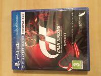 Gran Turismo Sport VR - PS4 - New + Sealed
