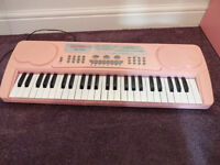 Acoustics solutions MK-4100A Electronic keyboard