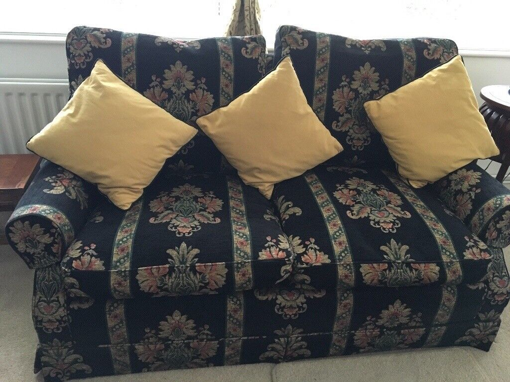3 Seater Settee + Matching Armchair