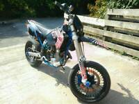 2004 husaberg fs650 supermoto road legal not cr crf ktm yz yzf kx kxf husky