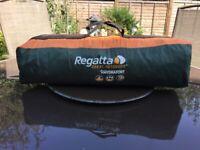 Regatta Camping Tent 4 person Hydrofort dome
