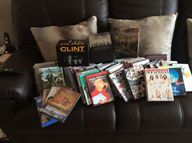 Mixed Bunch of DVD`s