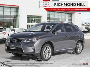 2015 Lexus RX 350 AWD |Heated & Ventilated Front Seats|Touchpad