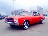 1970 Chevrolet Chevelle 502HP, 4-Speed Manual, WOW