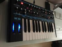 Novation bass station 2 synth