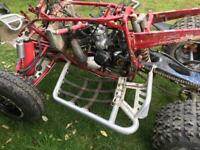 Breaking only!! Yamaha Yfz450 quad bike yfz 450 suzuki rm250 engine fitted repairs not raptor for sale