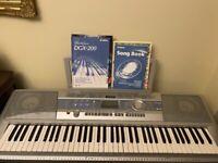 Yamaha keyboard DGX 200